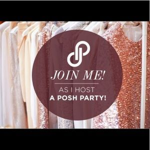 Accessories - I'm hosting my first posh party!